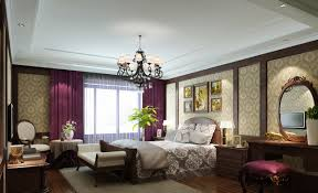 Purple And Brown Bedroom Decorations Opulence Purple Curtain Design Of Luxurious Bedroom