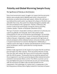 global warming essay in english words polarity and global polarity and global warming sample essay