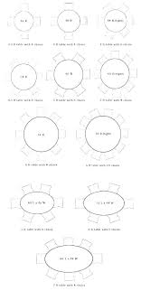 oval dining table dimensions room person choosing round sizes breakfast size tab glass top seating 6