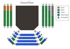 Sixth And I Seating Chart Seating Charts Chesapeake Shakespeare Company