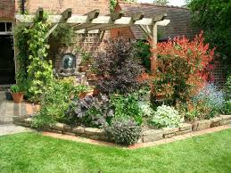 Small Picture Small Garden Photos Good Best Ideas About Rock Garden Design On