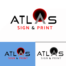 Awning Logo Design Professional Conservative Advertising Logo Design For
