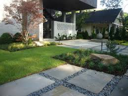 front yard landscape design ideas pictures. zen inspired front yard modern landscape design ideas pictures