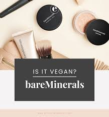 bareminerals is a mineral makeup brand most known for their natural mineral makeup and skincare every bareminerals is 100 free of parabens