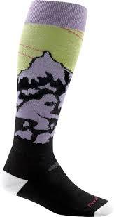 Darn Tough Vermont Sock Size Chart Darn Tough Vertical Light Sock Women