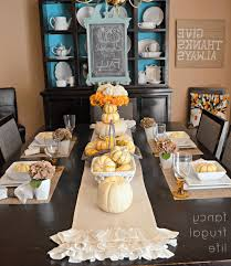 dining room simple fall table decorations outdoor rugs for patios oval with leaf rose gold