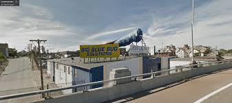 Big Blue Bug Solutions Big Blue Bug Sv Global Film Locations
