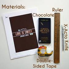 chocolate bar wrappers free printable candy bar wrappers for wedding favors a practical