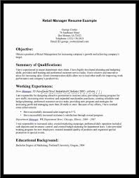 93 Sample Resume For Sales Associate At Retail Assistant