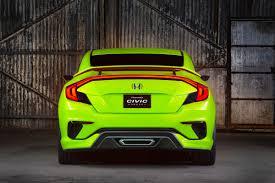 Honda Civic Light Green 2016 Honda Civic Sedan Rendering Inspired By Civic Concept