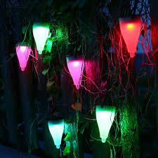 Green Solar Lights Details About 6pcs Led Color Changing Solar Lights Outdoor Garden Lawn Light 7 Colors 3 Modes