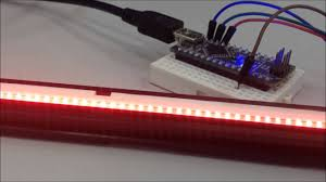 Scanner Light Bar Hack Scanner Light And Arduino As An Rgb Lamp 5 Steps With