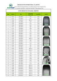 Car Tyre Chart Linglong Car Tyre Truck Tyres 10 00 20 295 75 22 5 Truck Tires View Linglong Tyres Keter Intertrac Product Details From Qingdao Keter Tyre Co