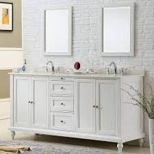 Direct Vanity Sink 70 In Classic Double Vanity Sink Cabinet Overstock 9813120