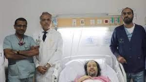 خالد سامي وتصريح نجله عن التفاصيل التي تخص مرضه