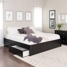 King Size Bedroom Sets Big Lots Shop Prepac Queen Select 4 Post ...