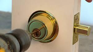 How To Unlock A Locked Door Destructable How To Drill Open A Standard Door Lock On Vimeo