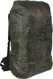 <b>Накидка на рюкзак Сплав</b> Цифровая флора, 5012027, зеленый ...