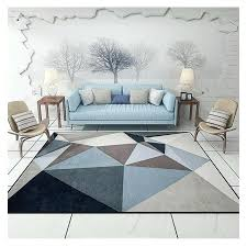 geometric area rugs modern carpets for living room rectangle geometric area rugs large anti slip safety geometric area rugs