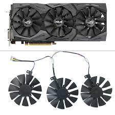 <b>Original 87MM</b> GA92S2H <b>GA91S2H</b> GAA8S2U <b>PC</b> Cooler Fan For ...