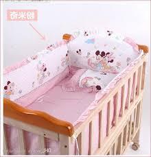 bedding cribs lolli living oval cribs dust ruffle shabby chic