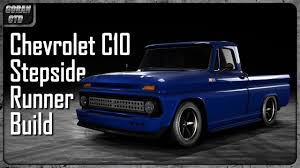Chevrolet C10 Stepside Pickup - Runner Build | Need for Speed ...