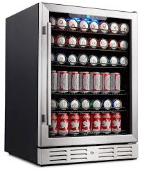 Image Panel Ready Kalamera 24inch Beverage Refrigerator 175 Can Builtin Or Freestanding Single Zone Touch Control Review Pinterest Best Undercounter Refrigerator Reviews Of 2019 Best Undercounter