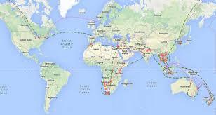track my trip map  ambearme
