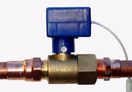 Whole House Water Heater Floodstop Water Heater Auto Shut Off Valve 3 4 Npt