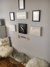 Bedroom: White Bedroom Ideas Elegant Black White Gold Bedroom We ...