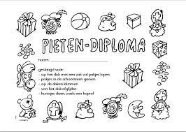 Kleurplaat Gym Zwarte Piet