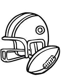 Nfl Football Helmets Coloring Pages Coloring Home Nfl Helmet