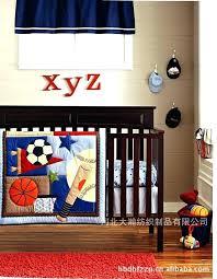 vintage baseball nursery baseball baby bedding suite baseball nursery