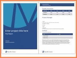 5 Free Microsoft Word Report Templates Andrew Gunsberg