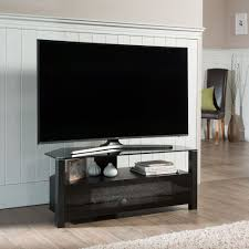 black tv stand and coffee table set collection glass tv stand unit open shelf cabinet
