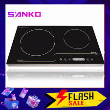 Bếp Hồng Ngoại Điện Đôi Sanko F-Cooker Hàng Cao Cấp tốt giá rẻ