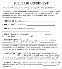 Commercial Rental Agreement Pdf – Onbo Tenan