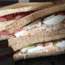 Club Sandwich Whitebrownwheat Bread 1200 Lagos Sandwiches