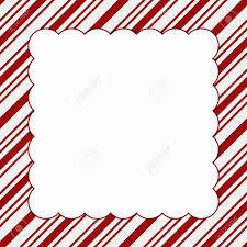 Red White Striped Diagonal Christmas Holiday Xmas Season