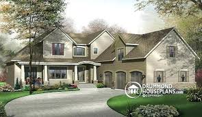 5 Bedroom 3 Car Garage House Plans Finalist People Choice Awards Beautiful  Craftsman Plan With 5