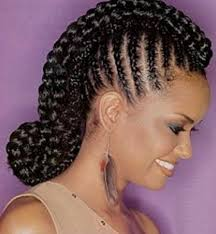 African Woman Hair Style pictures of beautiful african women hairstyles juicy poster 5831 by wearticles.com
