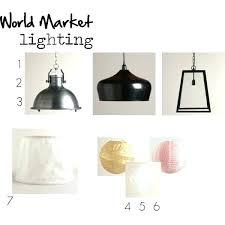 world market pendant lighting new light outdoor u64