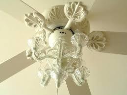 white chandelier ceiling fan chandelier ceiling fan light kit