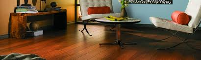 hard wood laminate family room floor