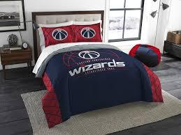nba washington wizards queen comforter and 2 shams