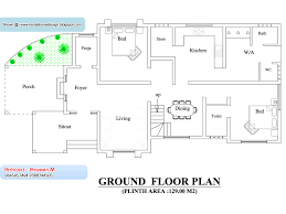 indian house plans for square feet sq ft open in sq ft house floor plans gif