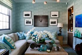 blue living rooms interior design. Blue Color Decoration Ideas For Living Room. Light Wallpaper In The Grayish Decorated Space Rooms Interior Design D