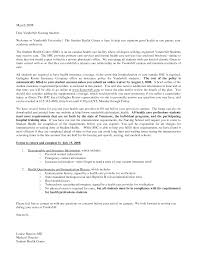 School Nurse Cover Letter Examples 81 Images General Free Sample