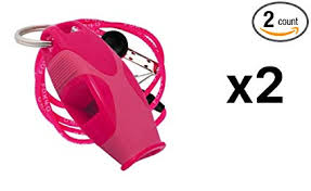 Fox 40 Sharx Whistle w/Lanyard Referee Survival ... - Amazon.com