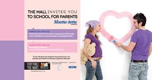 in the mall invites you to school for parents the mall